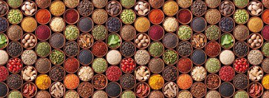Dekor Spice Rack