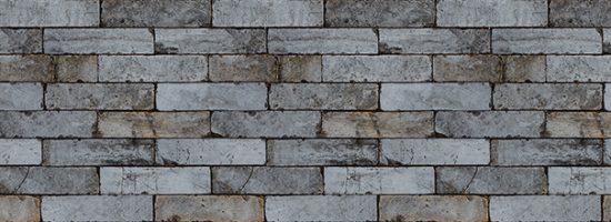 Dekor Brick dunkel